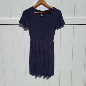 Juniors knit dress